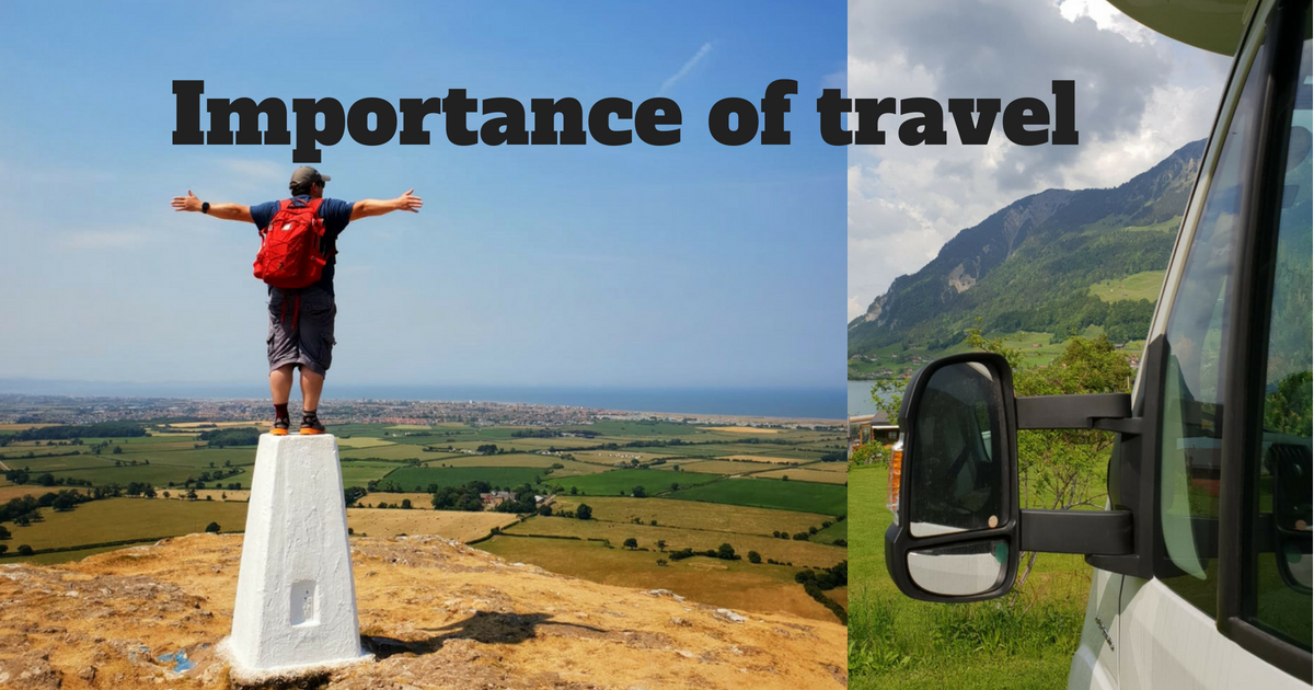 Importance of travel FB Image